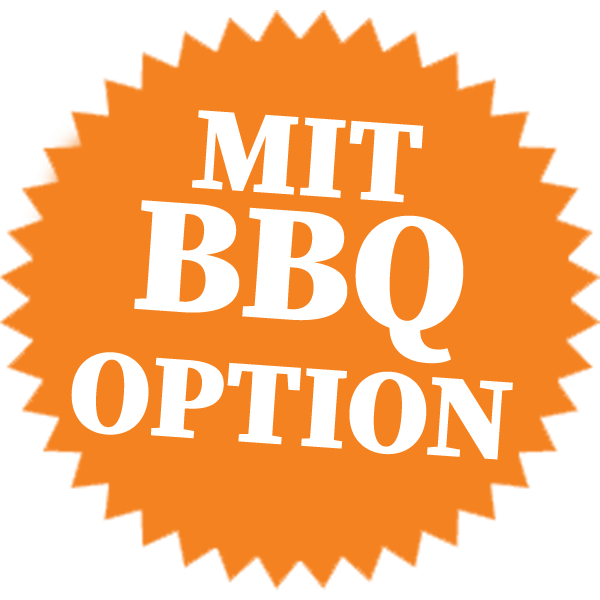 Neu: BBQ Option